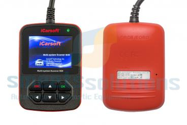 iCarsoft i920 voor Ford