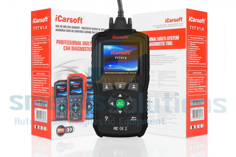 iCarsoft TYT V1 scanner