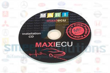 MaxiEcu Diagnose Software