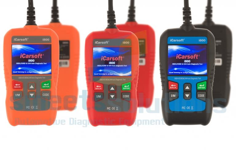 iCarsoft i800 OBD2 Scantool