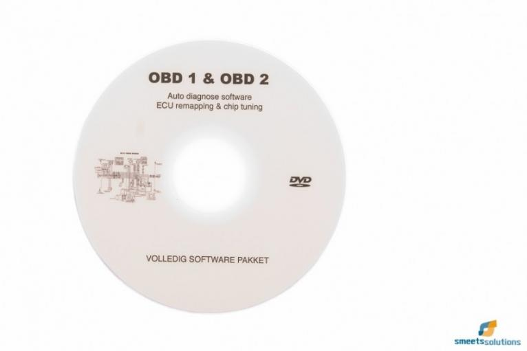 SW09 - Complete OBD data - CD