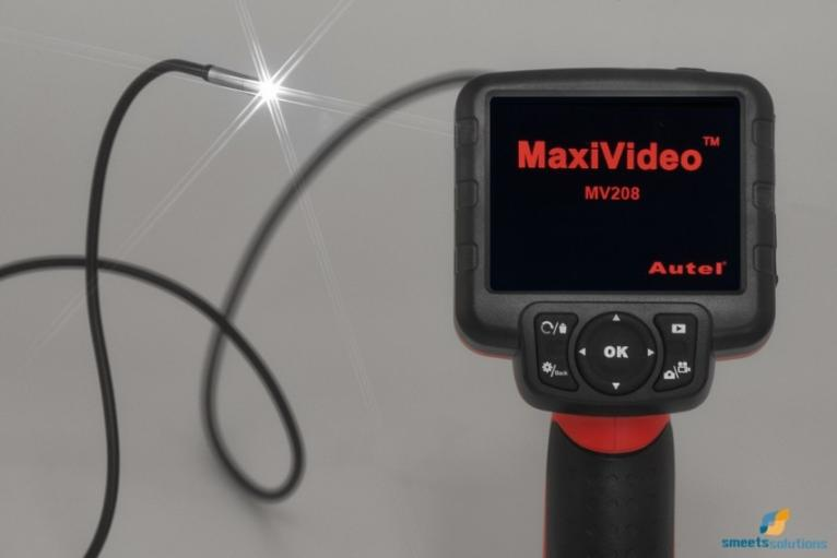 MaxiVideo MV208 lens