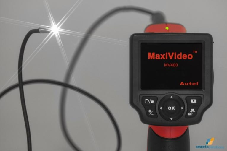 MaxiVideo MV400 lens