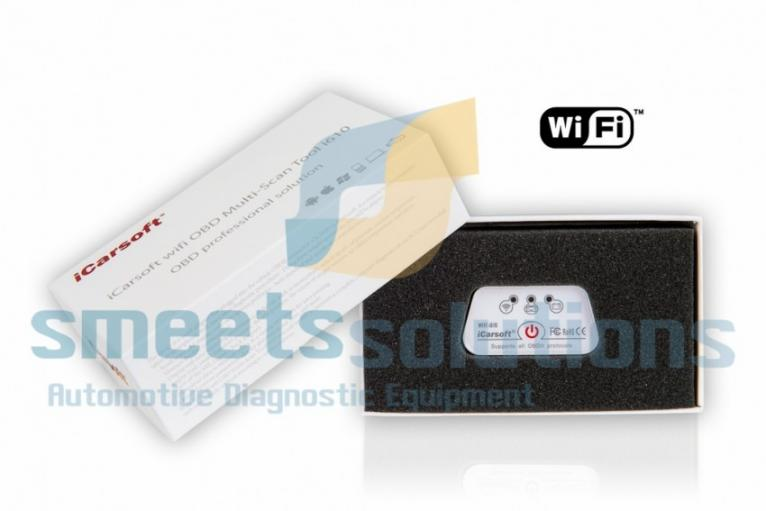 iCarsoft i610 WIFI Scanner
