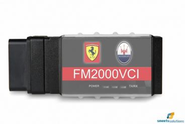 Ferrari en Maserati Diagnose Interface