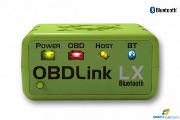 OBDLink LX Bluetooth Interface