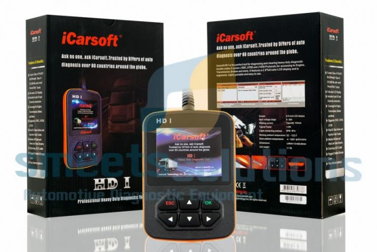 iCarsoft HD01 Scantool