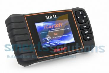 iCarsoft MB II Mercedes / Smart