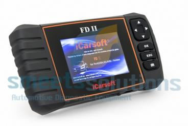 iCarsoft FD II voor Ford