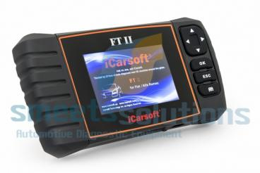 iCarsoft FT II Alfa Romeo / Fiat