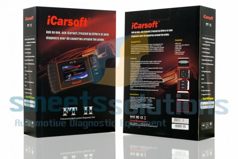 iCarsoft FT II Scantool