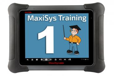 MaxiSys Diagnose en Service Training