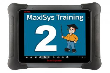Programmeren, Coderen en Pass-thru MaxiSys Training